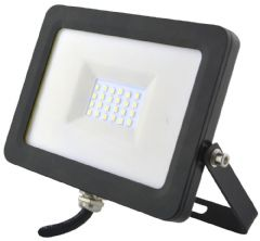 PRO ELEC PEL00547  Floodlight Led Slim 20W 6000K